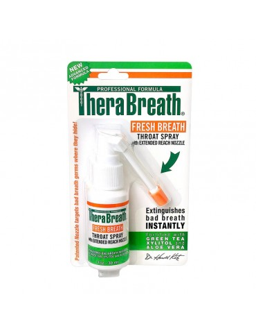 Fresh Breath Throat Spray