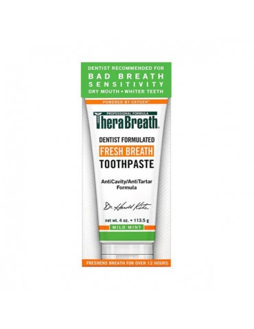 Therabreath Toothpaste...