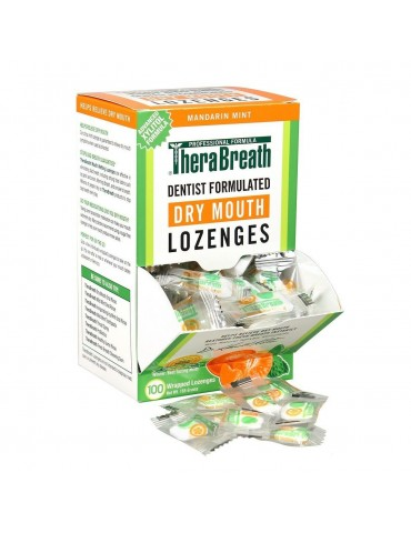 Dry Mouth Lozenges -...
