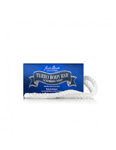 Turbo Body Bar™ Scrubbing...